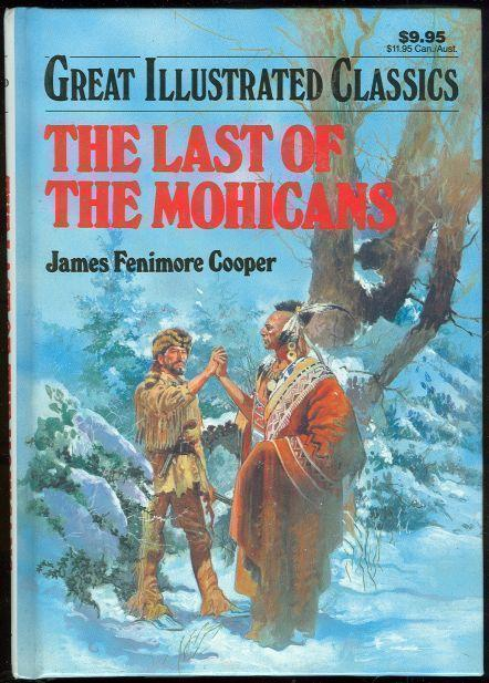LAST OF THE MOHICANS, Cooper, James Fenimore