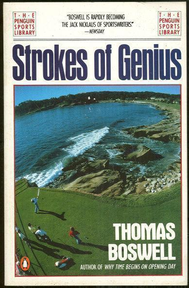 STROKES OF GENIUS, Boswell, Thomas