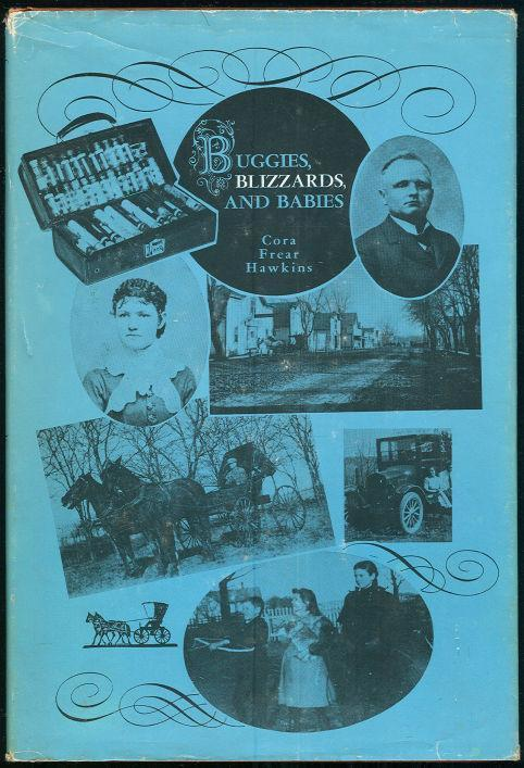 BUGGIES, BLIZZARDS, & BABIES, Hawkins, Cora Frear