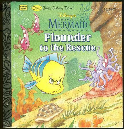 Image for FLOUNDER TO THE RESCUE