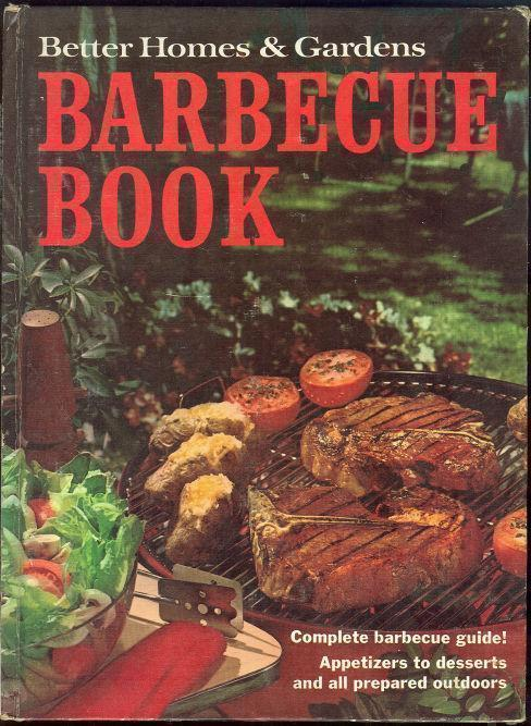 BARBECUE BOOK, Better Homes and Gardens