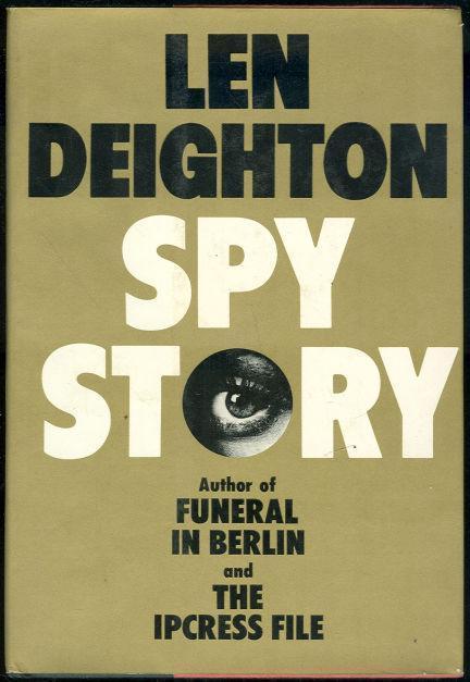 SPY STORY, Deighton, Len