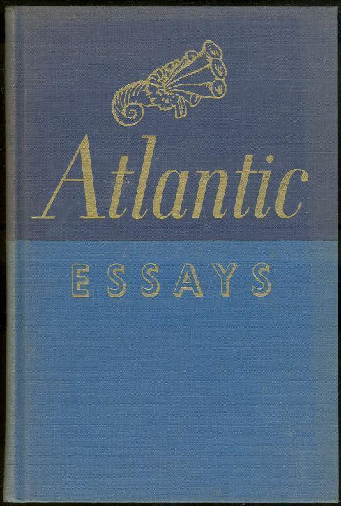 Image for ATLANTIC ESSAYS