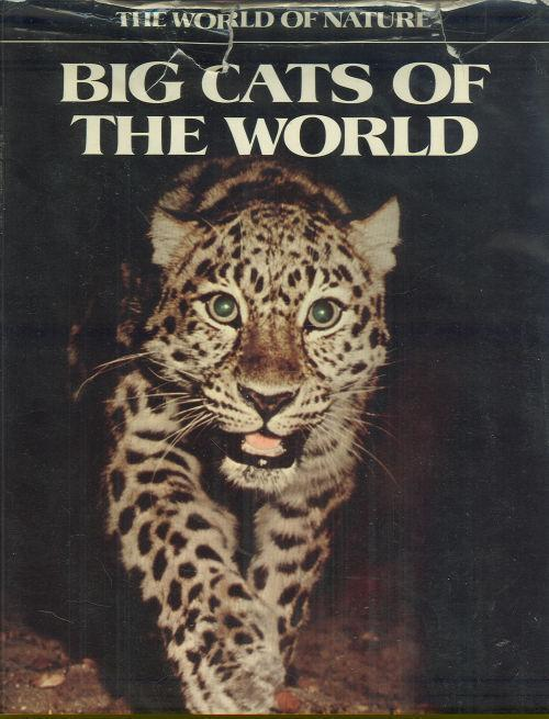 BIG CATS OF THE WORLD, Badino, Guido