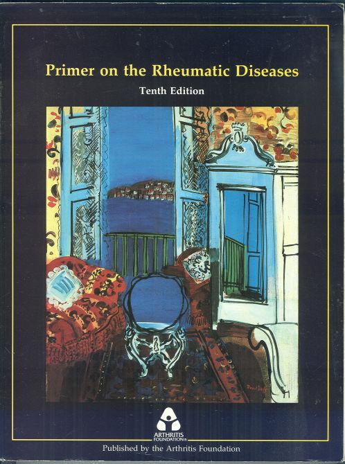 Image for PRIMER ON THE RHEUMATIC DISEASES