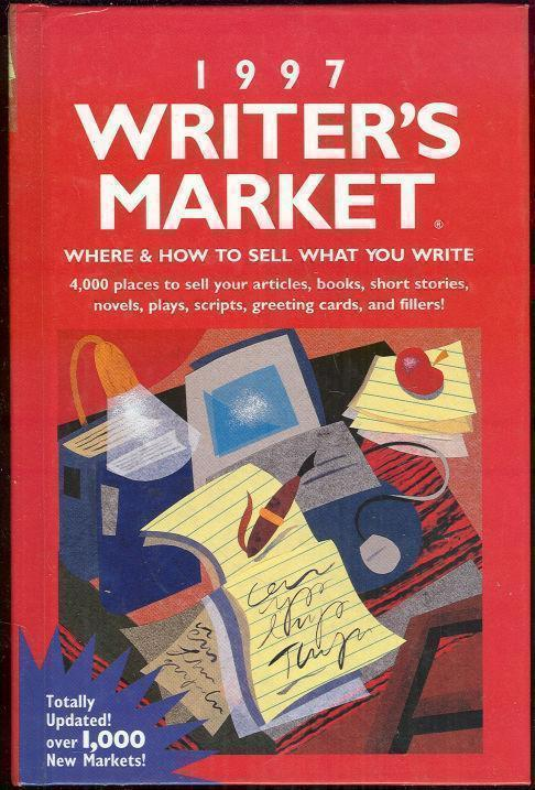 1997 WRITER'S MARKET Where & How to Sell What You Write, Holm, Kirsten editor