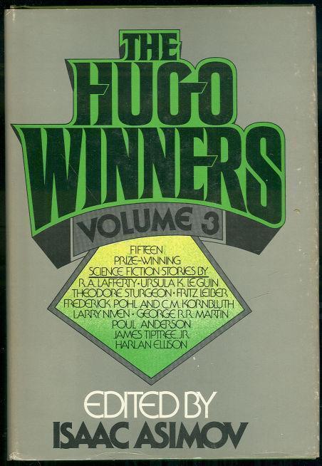 HUGO WINNERS VOLUME 3, Asimov, Isaac Editor