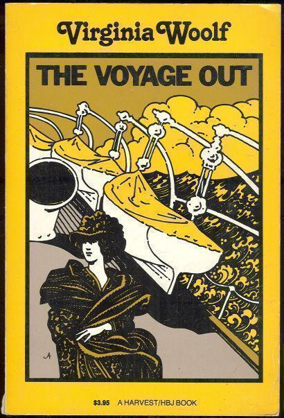 VOYAGE OUT, Woolf, Virginia