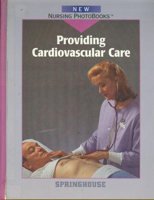 PROVIDING CARDIOVASCULAR CARE