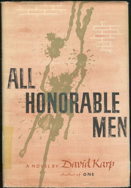 ALL HONORABLE MEN, Karp, David
