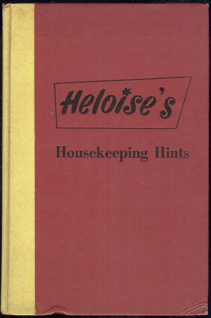 Image for HELOISE'S HOUSEKEEPING HINTS