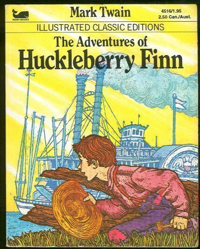ADVENTURES OF HUCKLEBERRY FINN, Twain, Mark