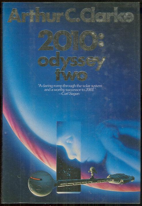 2010 Odyssey Two, Clarke, Arthur C.
