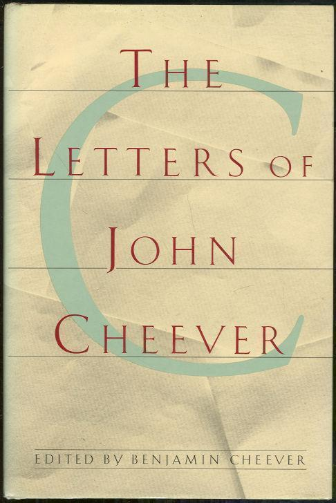LETTERS OF JOHN CHEEVER, Cheever, John