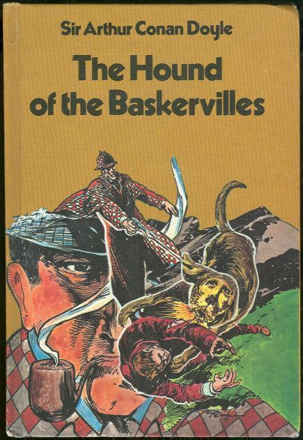 HOUND OF THE BASKERVILLES, Doyle, Sir Arthur Conan