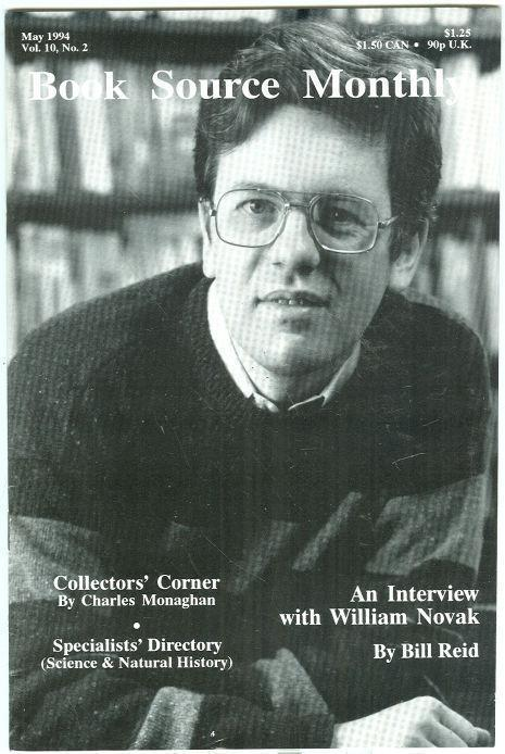 Image for BOOK SOURCE MONTHLY MAGAZINE MAY 1994