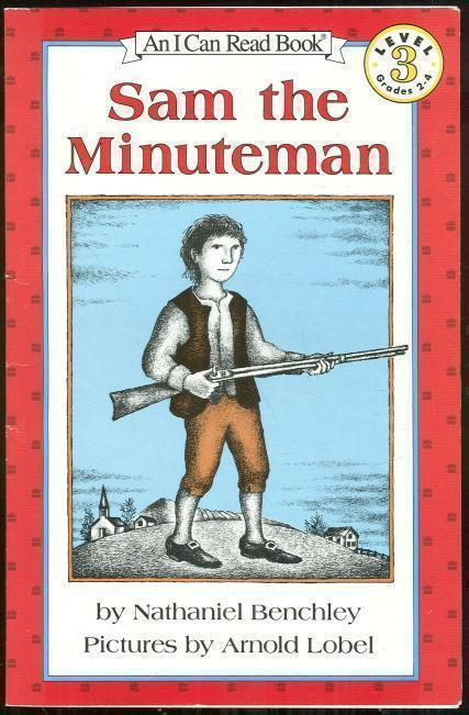 SAM THE MINUTEMAN, Benchley, Nathaniel