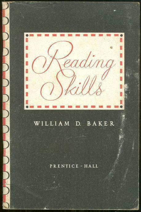 READING SKILLS, Baker, William