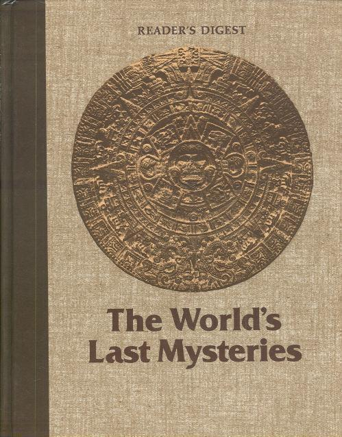 Image for WORLD'S LAST MYSTERIES