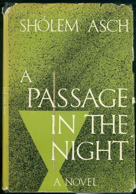 Image for PASSAGE IN THE NIGHT