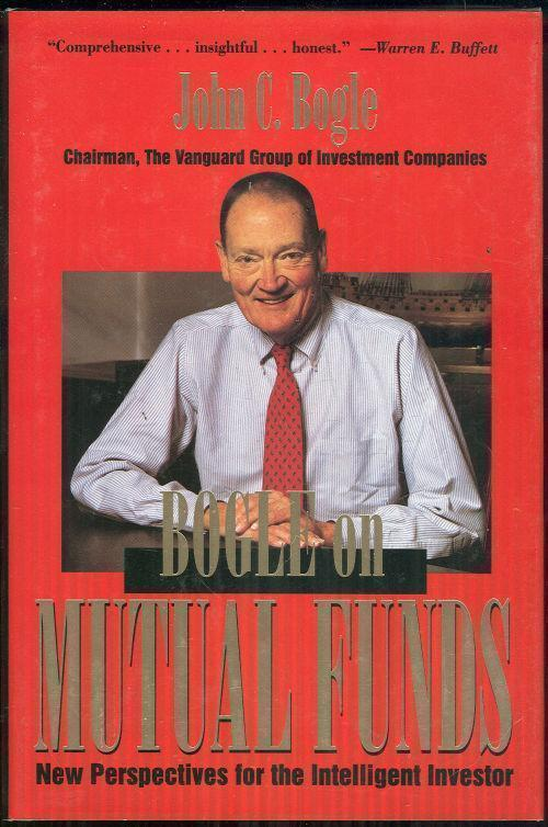 Image for BOGLE ON MUTUAL FUNDS New Perspectives for the Intelligent Investor