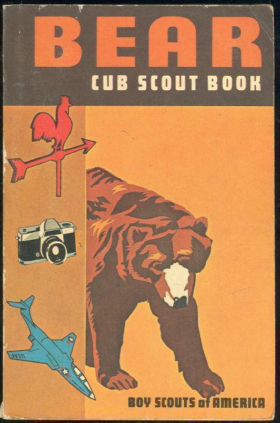 BEAR CUB SCOUT BOOK, Boys Scouts of America