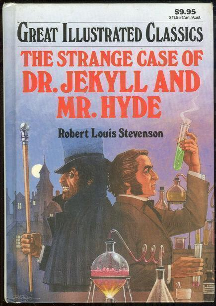 STRANGE CASE OF DR. JEKYLL AND MR. HYDE, Stevenson, Robert Louis