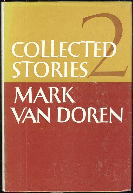 COLLECTED STORIES VOLUME II, Van Doren, Mark