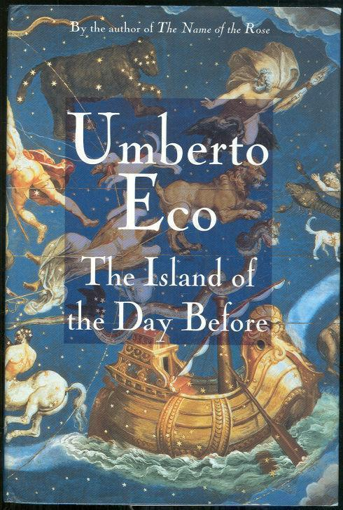 ISLAND OF THE DAY BEFORE, Eco, Umberto
