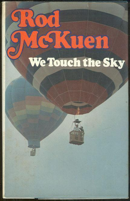 WE TOUCH THE SKY, McKuen, Rod