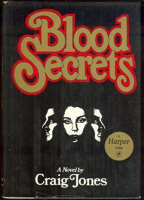 Image for BLOOD SECRETS