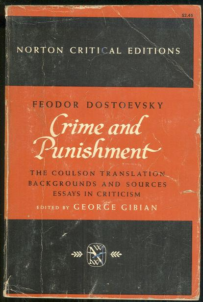crime and punishment by fyodor dostoevsky abebooks