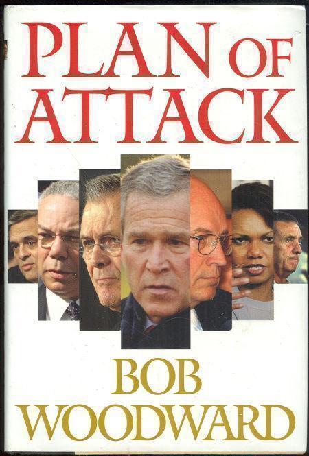 PLAN OF ATTACK, Woodward, Bob