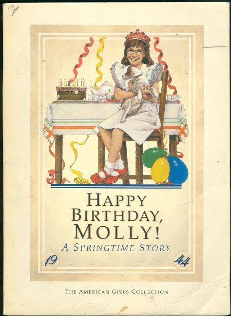 HAPPY BIRTHDAY, MOLLY A Springtime Story, Tripp, Valerie