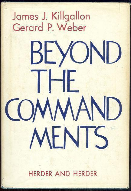 Image for BEYOND THE COMMANDMENTS
