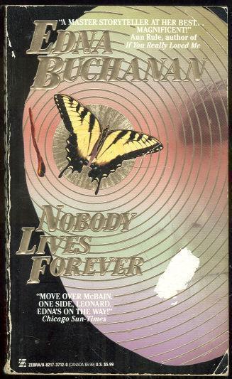 Image for NOBODY LIVES FOREVER