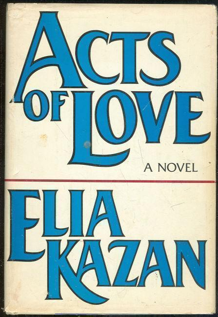 ACTS OF LOVE, Kazan, Elia
