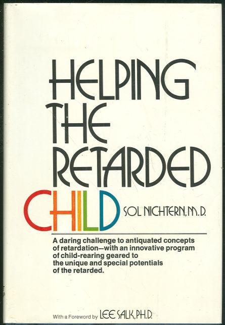 Image for HELPING THE RETARDED CHILD