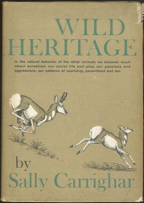 WILD HERITAGE, Carrighar, Sally