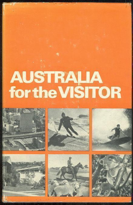 Image for AUSTRALIA FOR THE VISITOR