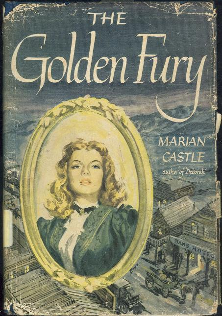 Image for GOLDEN FURY