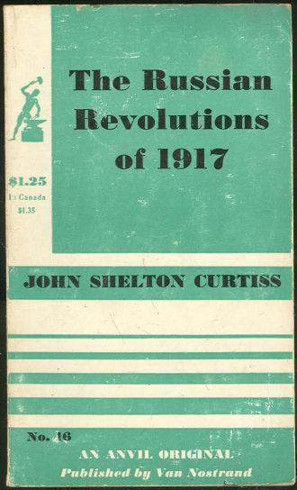 Image for RUSSIAN REVOLUTIONS OF 1917