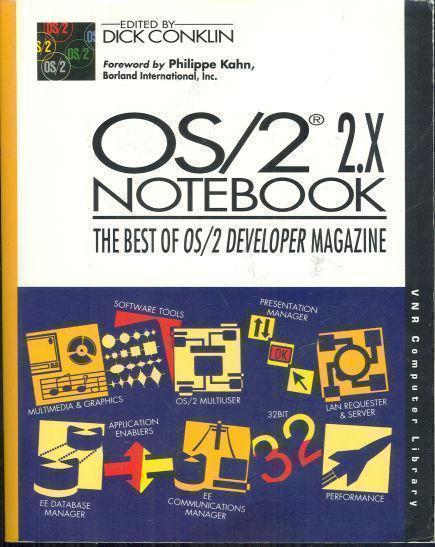 Image for OS/2 2.X NOTEBOOK
