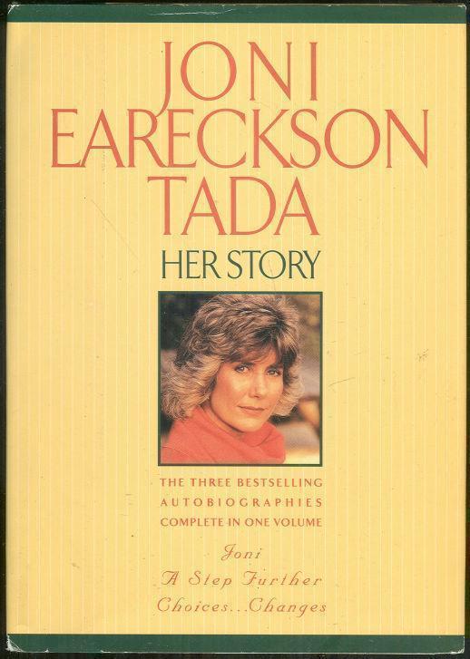 Image for JONI EARECKSON TADA: HER STORY