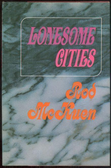 LONESOME CITIES, McKuen, Rod