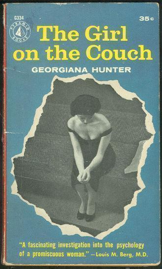 GIRL ON THE COUCH, Hunter, Georgiana