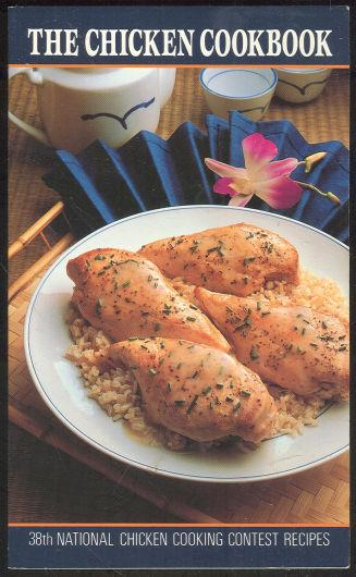 Image for CHICKEN COOKBOOK 38th National Chicken Cooking Recipes