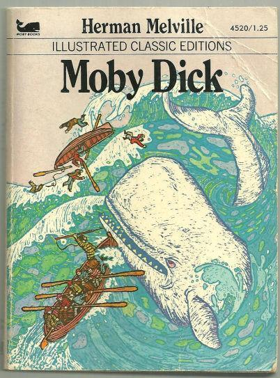 MOBY DICK, Melville, Herman