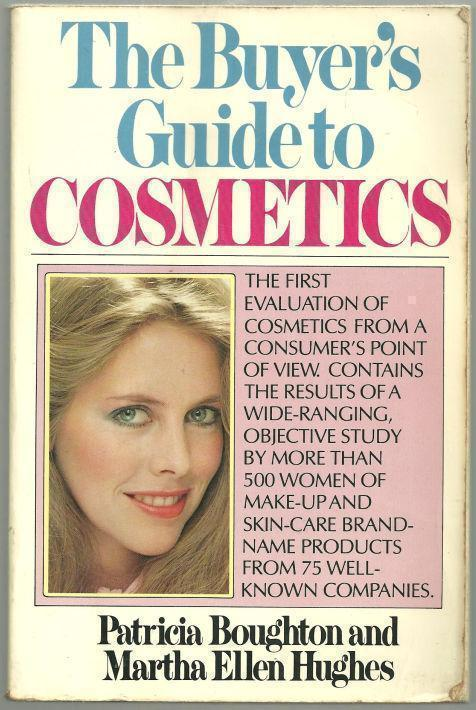 BUYER'S GUIDE TO COSMETICS, Boughton, Patricia