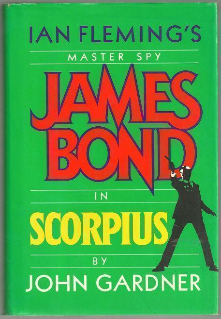 SCORPIUS, Gardner, John